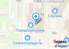 Компания «Массив+» на карте