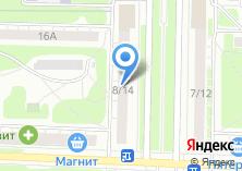 Компания «Дзержинская управляющая компания» на карте