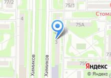 Компания «Независимое бюро оценки» на карте