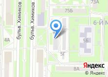Компания «Централизованное бюро ремонта» на карте