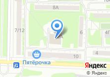 Компания «Дзержинские охранные системы» на карте