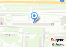 Компания «Стоматологическая поликлиника» на карте