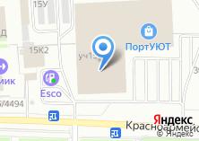 Компания «Русский свет торговая компания» на карте