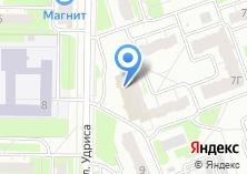 Компания «Теплострой» на карте