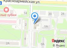 Компания «Сервиспром» на карте