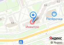 Компания «Ордер» на карте