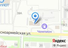Компания «Масленыч» на карте