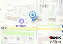 Компания «Поставщик и К» на карте