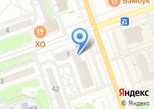 Компания «Строящийся жилой дом по ул. Галкина (г. Дзержинск)» на карте