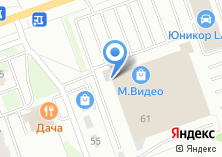 Компания «МайкМэри» на карте