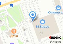 Компания «Техника Здоровья» на карте