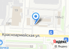 Компания «Слесарно-ремонтная автомастерская» на карте