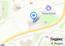 Компания «ПРОАВТО-НН» на карте