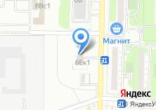 Компания «Шоколадная мастерская» на карте