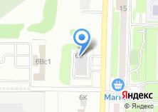 Компания «Марин Сервис Групп» на карте