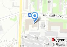 Компания «Оргхимпром производственно-коммерческая фирма» на карте