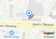 Компания «Геокомплекс» на карте