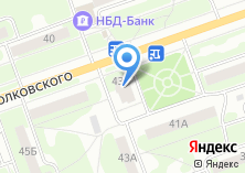 Компания «Mini сервис» на карте