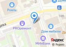 Компания «РубльБум» на карте