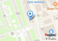 Компания «Мультидом» на карте