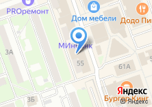 Компания «Element» на карте