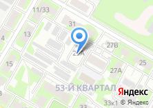 Компания «Аварийно-спасательный отряд Управления ГО МЧС РФ по Нижегородской области» на карте
