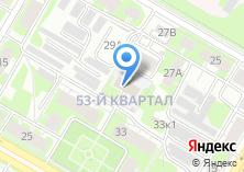 Компания «Вечерняя (сменная) общеобразовательная школа №9» на карте