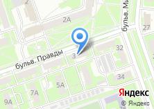 Компания «Нотариус Давыдова Т.А» на карте