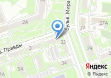 Компания «Автоклиника» на карте