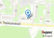 Компания «Территориальный фонд обязательного медицинского страхования Нижегородской области» на карте