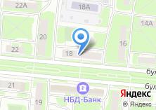 Компания «Сухаревский» на карте
