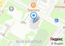 Компания «АвтоБазаНН» на карте