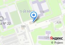 Компания «УФК Управление Федерального казначейства по Нижегородской области» на карте