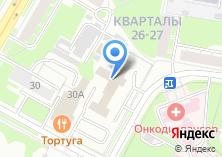 Компания «ТД ДИНАМИКА-Нижний Новгород» на карте