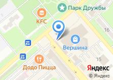 Компания «Аптека» на карте