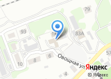 Компания «АрхСтройДеталь торгово-производственная компания» на карте
