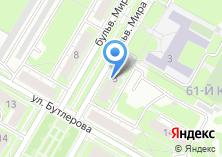 Компания «Свм» на карте