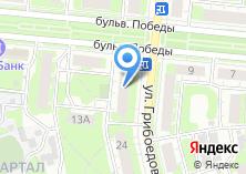 Компания «ЦКС» на карте