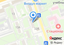 Компания «Участковый пункт полиции Управления МВД России по г. Дзержинску» на карте