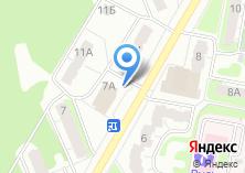 Компания «Connect» на карте
