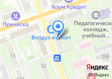 Компания «Мир инструментов» на карте