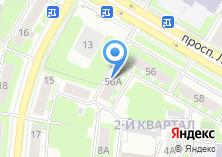 Компания «Сигнал» на карте