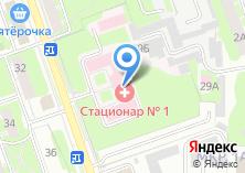 Компания «Детская больница №13» на карте