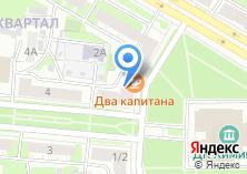 Компания «Банкомат МДМ банк филиал Приволжского банка» на карте