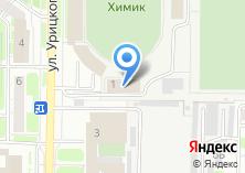 Компания «LET» на карте