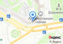 Компания «ПравоВед» на карте