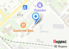 Компания «Георгиевский кирпичный завод» на карте