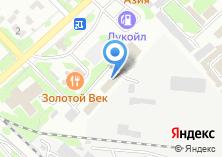 Компания «Охрана МВД России» на карте