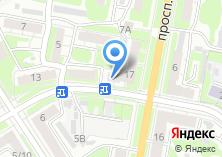Компания «Дзержинск-металл» на карте