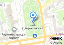 Компания «Автостекло Insafe» на карте